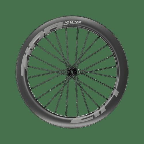 Roda Zipp 404 Firecrest Carbon Tubeless A1 700c freio a disco center locking 24 raios 12x100mm Dianteira
