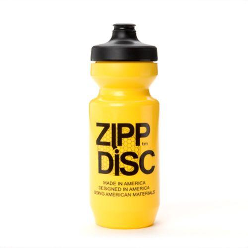 Garrafa de água Zipp Purist Watergate Amarelo 600ml