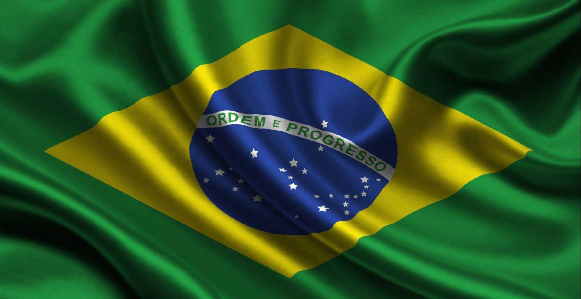 CHEGAMOS NO BRASIL
